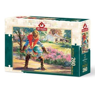 Art Puzzle Leapfrog Puzzel 260 XXL Stukjes