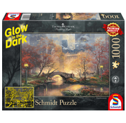 Schmidt Puzzle Autumn in Central Park Puzzel 1000 Stukjes