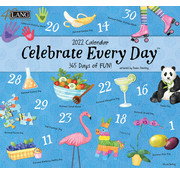 LANG Celebrate Every Day Calendar 2022