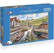 Gibsons Ye Olde Mill Tavern Puzzle Stück XL 500