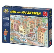 Jumbo Jan van Haasteren - The Missing Piece Puzzle 1000 Pieces