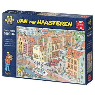Jumbo Jan van Haasteren – Het Ontbrekende Stukje Puzzel 1000 Stukjes