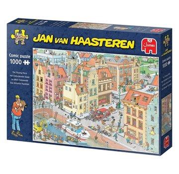 Jumbo Jan van Haasteren - The Missing Piece Puzzle 1000 Pieces