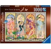 Ravensburger Les Four Seasons Puzzle 1000 Pièces