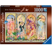 Ravensburger The Four Seasons Puzzle 1000 Pieces