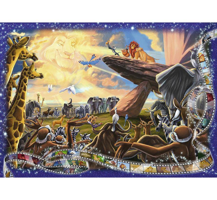 Disney The Lion King Puzzel 1000 Stukjes