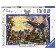 Ravensburger Disney The Lion King Puzzle 1000 Pieces