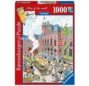 Ravensburger Fleroux Groningen Puzzel 1000 Stukjes