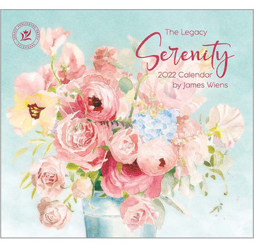 Legacy Calendrier Serenity 2022