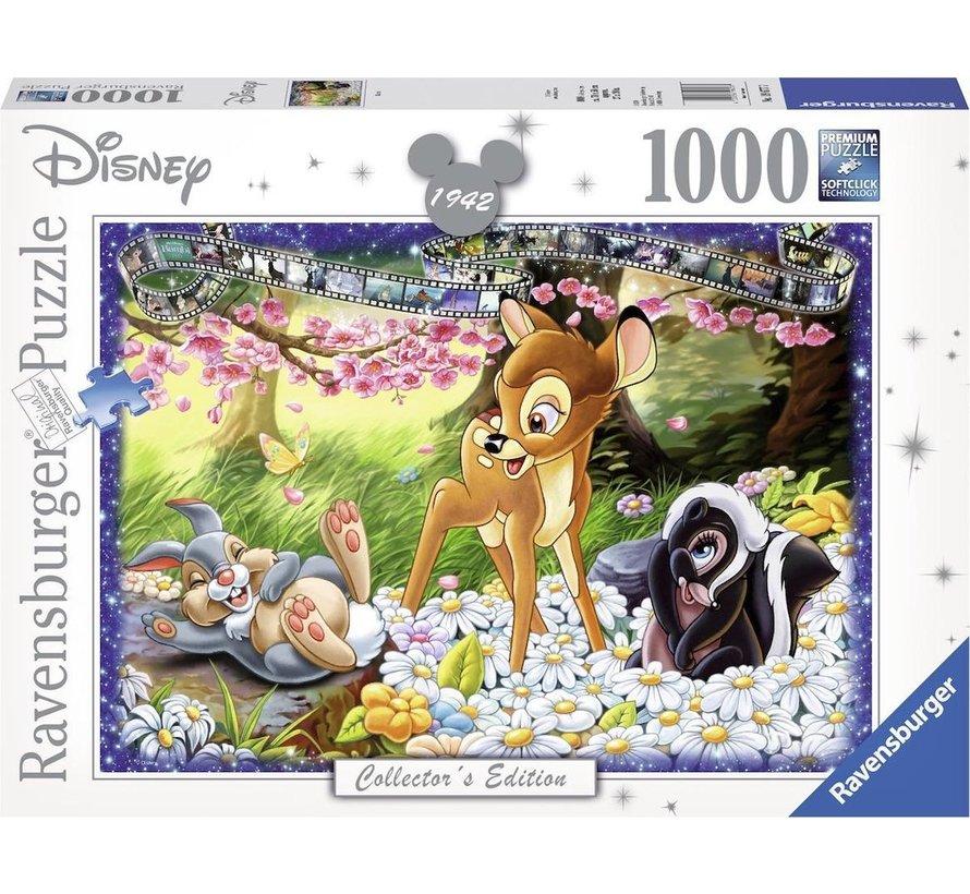 Disney Bambi 1000 Puzzle Pieces