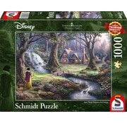 Schmidt Puzzle Disney Snow White Puzzle Pieces 1000