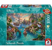 Schmidt Puzzle Disney Peter Pan Puzzle 1000 Pieces