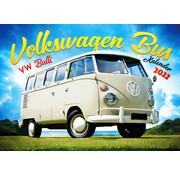 ML Publishing VW Volkswagen Bus 2022 Calendar