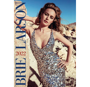 ML Publishing Brie Larson Calendar 2022 A3