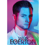 ML Publishing Taron Egerton Calendar 2022 A3