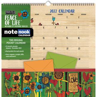 LANG Peace of Life Pocket Kalender 2022