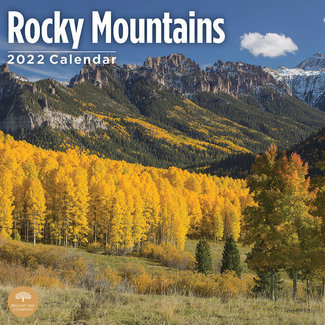 BrightDay Rocky Mountains Kalender 2022