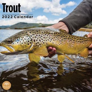 BrightDay Trout Kalender 2022