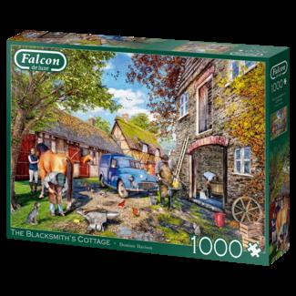 Falcon The Blacksmith's Cottage Puzzel 1000 Stukjes