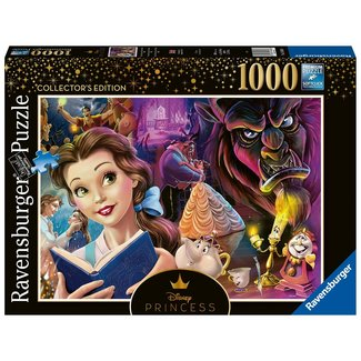 Ravensburger Disney Princess - Belle Puzzel 1000 Stukjes