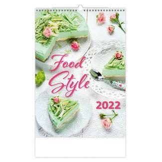 Helma Food Style Kalender 2022
