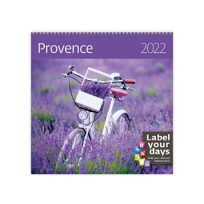 Helma Provence Kalender 2022