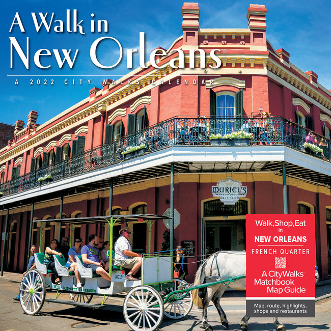 Willow Creek A Walk in New Orleans Kalender 2022