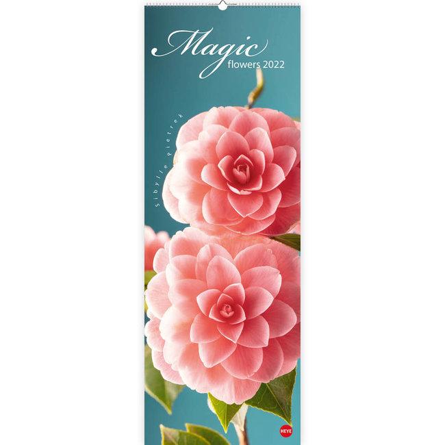 Heye Magische Blumen-Kalender 2022