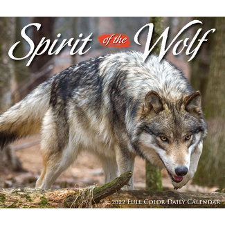 Willow Creek Spirit of the Wolf Kalender 2022 Boxed