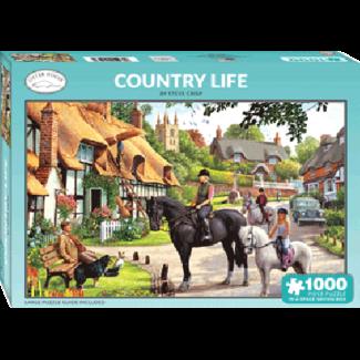 Otterhouse Country Life Puzzel 1000 Stukjes