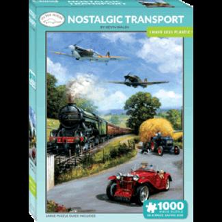 Otterhouse Nostalgic Transport Puzzel 1000 Stukjes