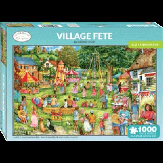 Otterhouse Village Fete Puzzel 1000 Stukjes