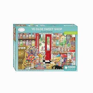Otterhouse Ye Olde Sweet Shop Puzzel 1000 Stukjes