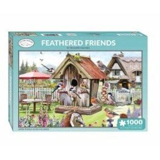 Otterhouse Feathered Friends Puzzel 1000 Stukjes