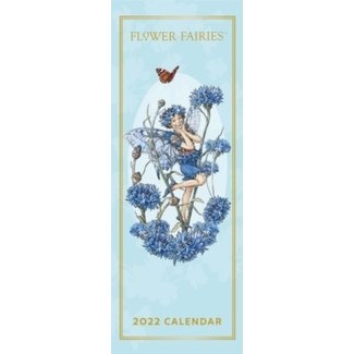 Portico Flower Fairies Kalender 2022 Slimline