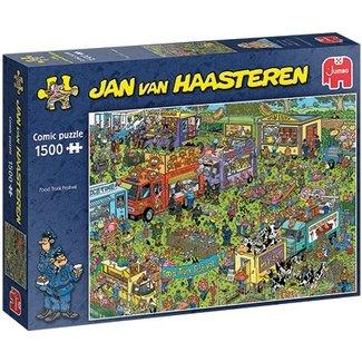 Jumbo Jan van Haasteren – Food Truck Festival Puzzel 1500 Stukjes