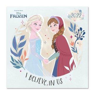 Grupo Disney Frozen Calendar 2022