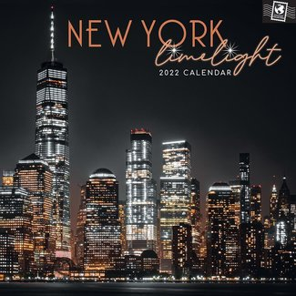 The Gifted Stationary New York Limelight Kalender 2022
