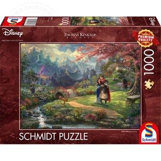 Schmidt Puzzle Puzzel Disney Mulan 1000 Stukjes
