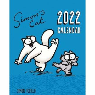 Portico Simon's Cat Deskkalender 2022