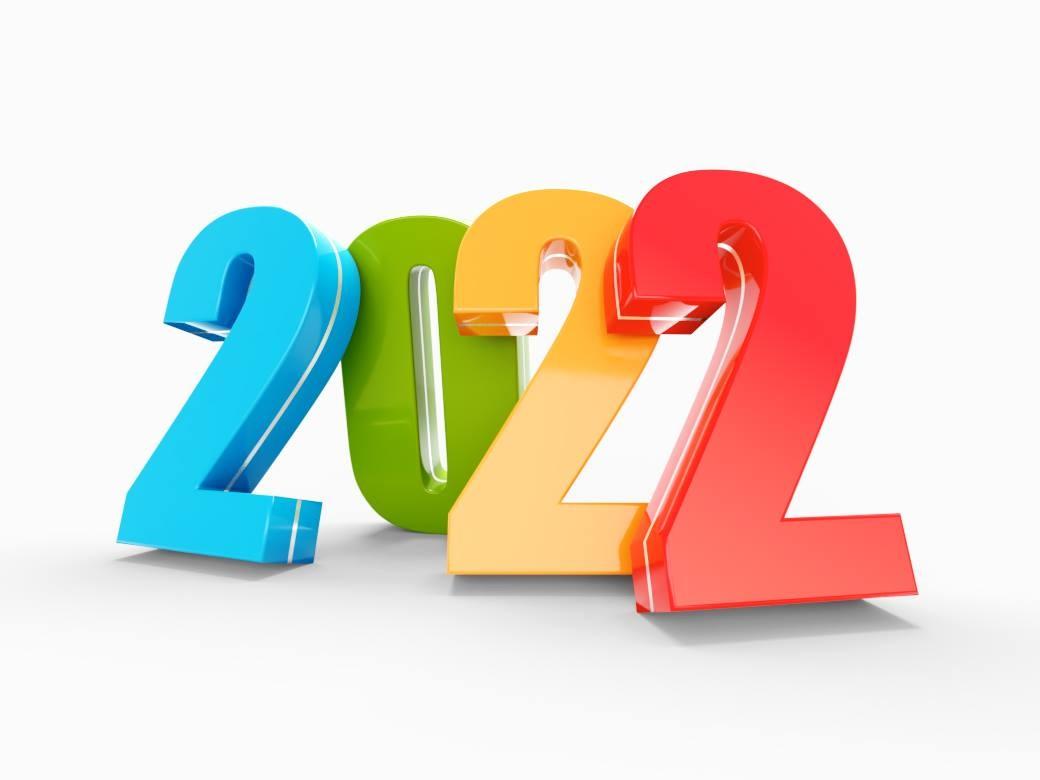 Kalenders 2022