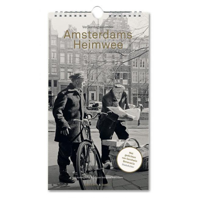 Amsterdams Heimwee Verjaardagskalender