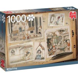 Jumbo Anton Pieck Efteling puzzle 1000 pieces