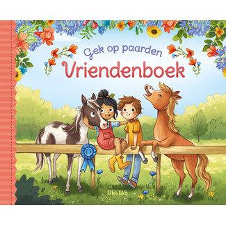 Deltas Gek op Paarden Vriendenboekje