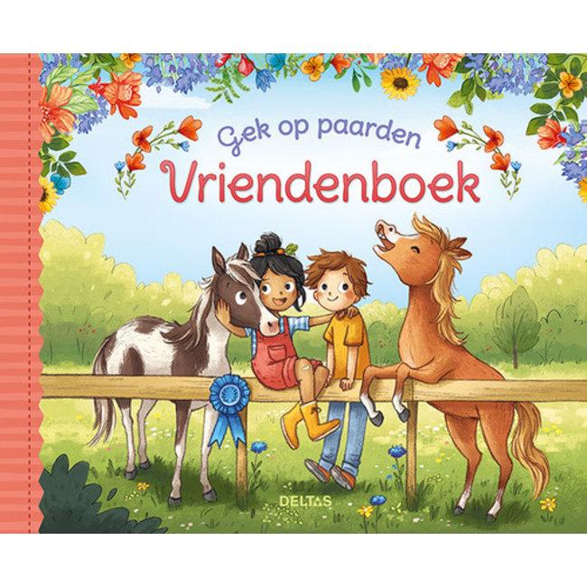Gek op Paarden Vriendenboekje