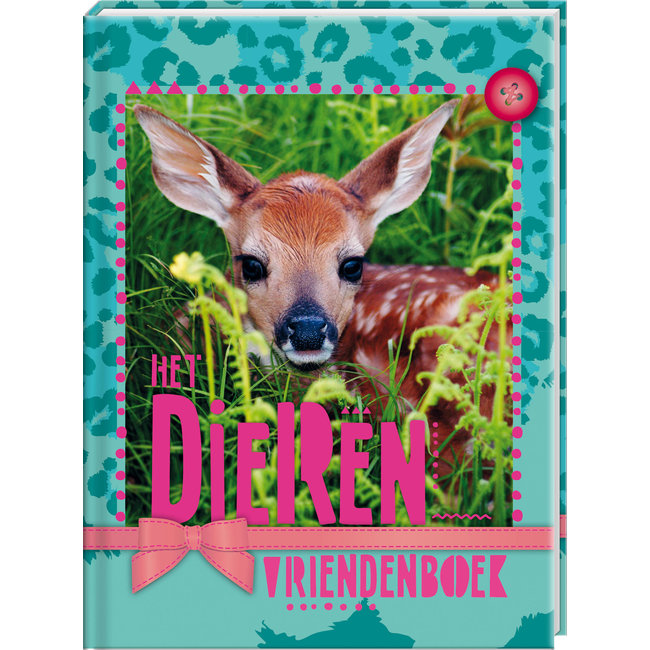 Inter-Stat Animal friends book