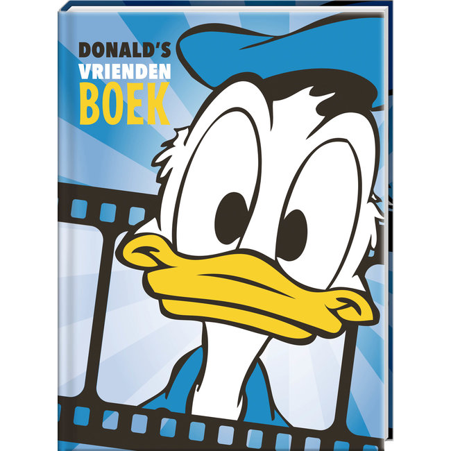 Inter-Stat Donald Duck Vriendenboekje