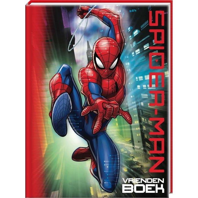 Inter-Stat Spiderman Vriendenboekje