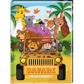 Inter-Stat Safari friends book
