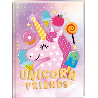 Inter-Stat Unicorn Friends Booklet